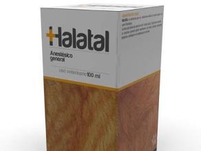Halatal, de uso veterinario, buscado por personas con tendencias suicidas
