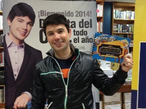 Bruno Pinasco presentó la Agenda Cinescape 2014