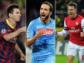 Repase todos los resultados de la jornada de Champions League
