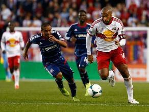 Thierry Henry: Si el técnico me pide jugar de lateral, voy a hacerlo