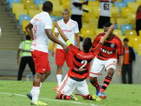 Flamengo y Atlético Paranaense se citarán en final de la Copa de Brasil