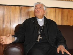 Ayacucho: arzobispo se pronuncia sobre acusación contra sacerdote Bazalar