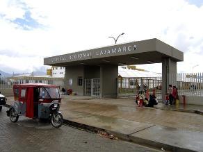 Cajamarca: Escolar que cayó a Perolitos se mantiene estable