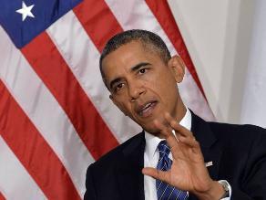 Obama dice que no hubiera buscado reelección sin Joe Biden