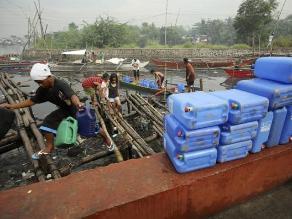 Filipinas ordena evacuación masiva ante la llegada del tifón Haiyan