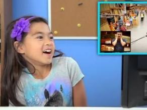 Video muestra cómo reaccionan los niños ante el matrimonio gay