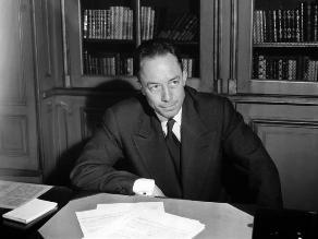 El mundo celebra los cien años del natalicio del escritor Albert Camus