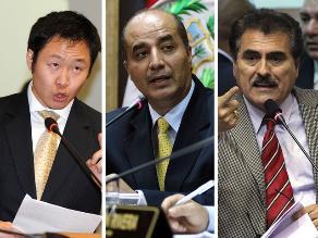 Kenji y Gagó impidieron que se corte entrevista de Fujimori, según INPE