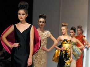 Semana de la Moda: Arte textil que llega desde Bielorrusia