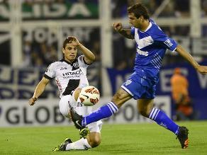 Vélez Sarsfield de Ricardo Gareca le dijo adiós a la Copa Sudamericana