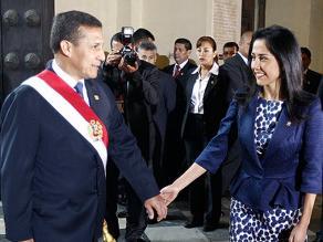 Sheput: Humala se está convirtiendo en el