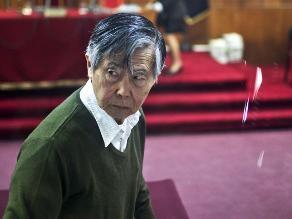 En 15 días se sabrá cuál es la sanción para Fujimori