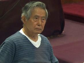 CPI: 65.3 % apoya arresto domiciliario para Alberto Fujimori