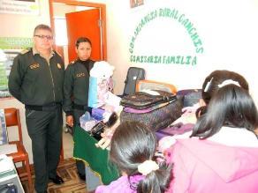 Cusco: Niña de 9 años hurtó 7 mil soles y fugó a Juliaca