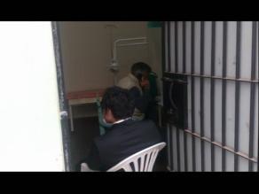Así ocurrió polémica llamada de Alberto Fujimori desde la Diroes