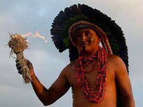 Brasil: Inauguran los XII Juegos de los Pueblos Indígenas