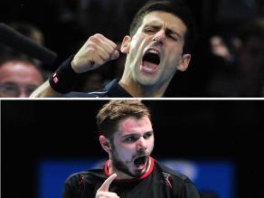 Djokovic bate a Gasquet en Copa de Maestros y ahora piensa en Wawrinka