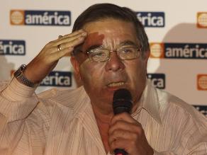 Efraín Aguilar no aclara futuro de ´Reina Pachas´