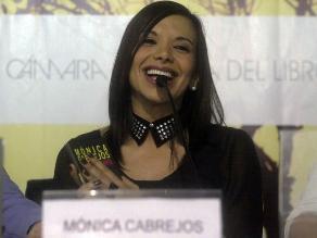 Mónica Cabrejos espera llegar a ser sexóloga