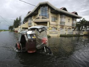 Filipinas: 4 millones de niños pueden estar afectados por tifón