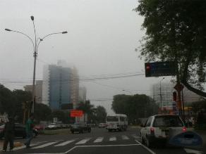 Lima seguirá amaneciendo con frío pero con brillo solar al mediodía