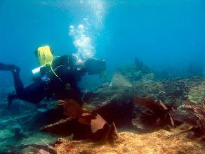 Descubren cueva submarina más grande de la isla La Española
