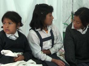 Jauja: Tres menores se intoxicaron al consumir galletas envenenadas