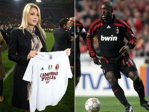 Hija de Berlusconi se hará cargo del Milan y Clarence Seedorf será DT