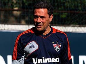 Fluminense a punto de descender despidió al técnico Vanderlei Luxemburgo