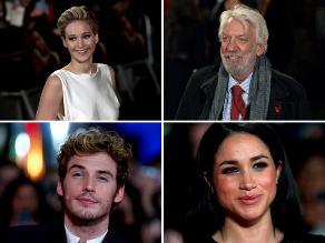 Estrellas asisten al estreno de ´Los juegos del hambre: en llamas´
