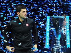 Novak Djokovic: Vencer a Nadal es un gran estímulo para el próximo año
