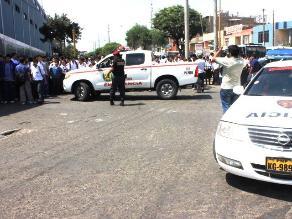 Chimbote: Hombre es asesinado delante de su esposa en una fiesta