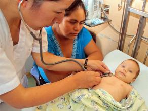 Más de un millón de niños muere al año en el mundo por neumonía