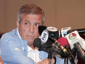 Óscar Tabárez confía en la clasificación pero pide respeto por Jordania
