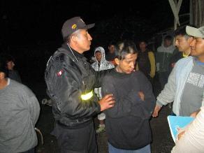 Andahuaylas: Ladrón de gallinas muere tras golpiza de pobladores