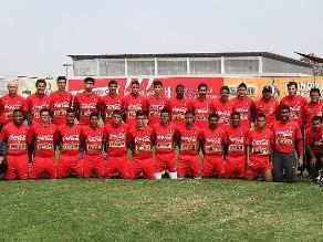 Selección peruana Sub-18 quedó lista para los Juegos Bolivarianos 2013