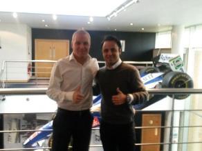 Felipe Massa sustituirá a Pastor Maldonado en Williams en 2014