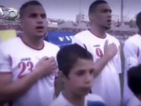 Jordania preparó video motivador para enfrentar repechaje ante Uruguay