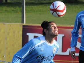 Uruguay sale en busca de boleto a Brasil frente a Jordania en repechaje