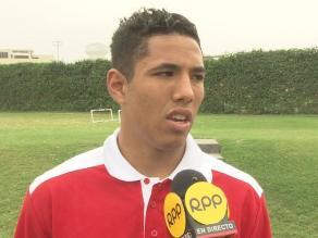 Sergio Peña: Vamos a jugar para campeonar, no pensamos en otra cosa