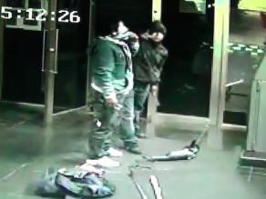 Chimbote: Cámara de seguridad de casino capta momento de asalto