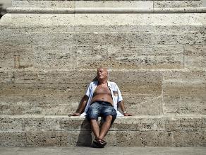 Río de Janeiro vivió el día más caliente del año