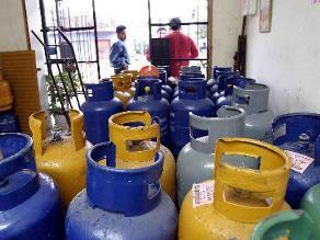 Precio del balón de gas puede subir por exigencias de Pluspetrol