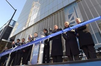 Inauguran el primer rascacielos en World Trade Center después del 11S