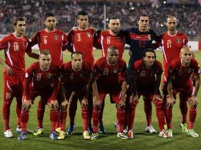 Siete futbolistas de Jordania pidieron no jugar en Montevideo ante Uruguay