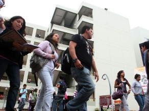 Conoce cuánto cuesta estudiar en las universidades privadas del Perú