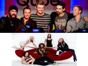 Spice Girls y Backstreet Boys, ¿juntos?