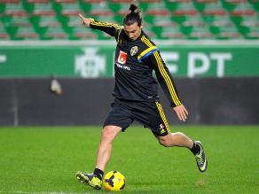 DT de Portugal: Se necesita trabajo en equipo para frenar a Ibrahimovic