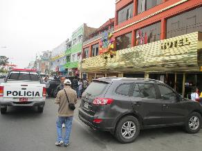 Chimbote: Piden prisión para detenidos por intento de robo a cajero