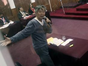 Fujimori en juicio por Diarios Chicha: Soy honrado